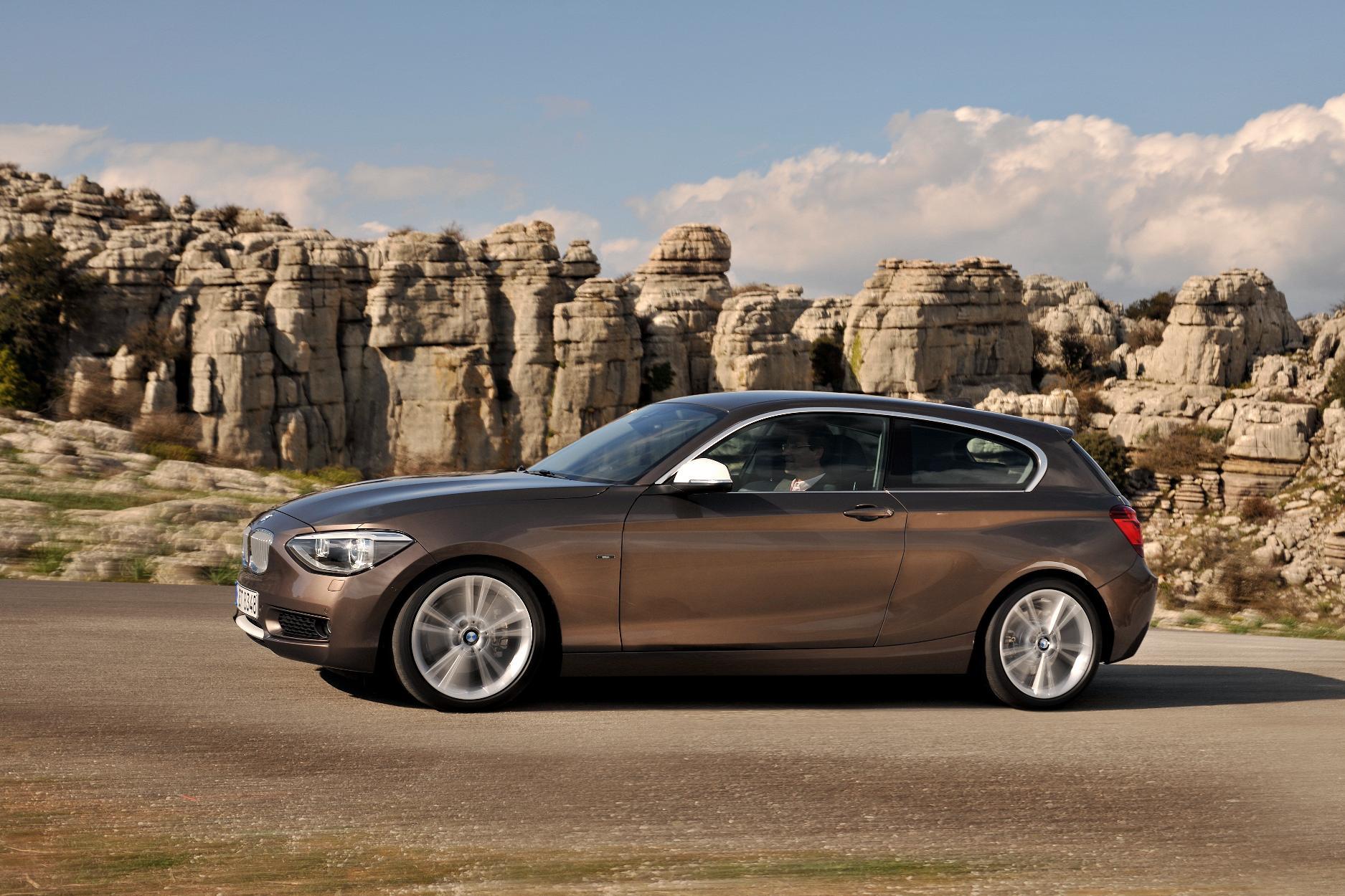 BMW 1 Series 3 Door Sports Hatch