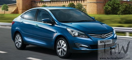 2015 Hyundai Verna Facelift Launching Next Month Southern Torque