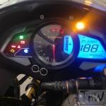 Bajaj Pulsar RS200 speedometer