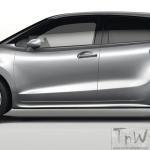 Suzuki iK-2 Concept side