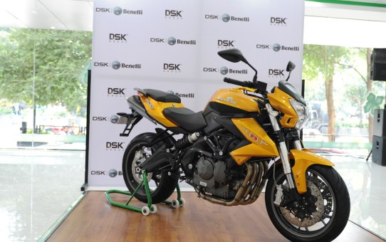 DSK Benelli TNT600i (LE)