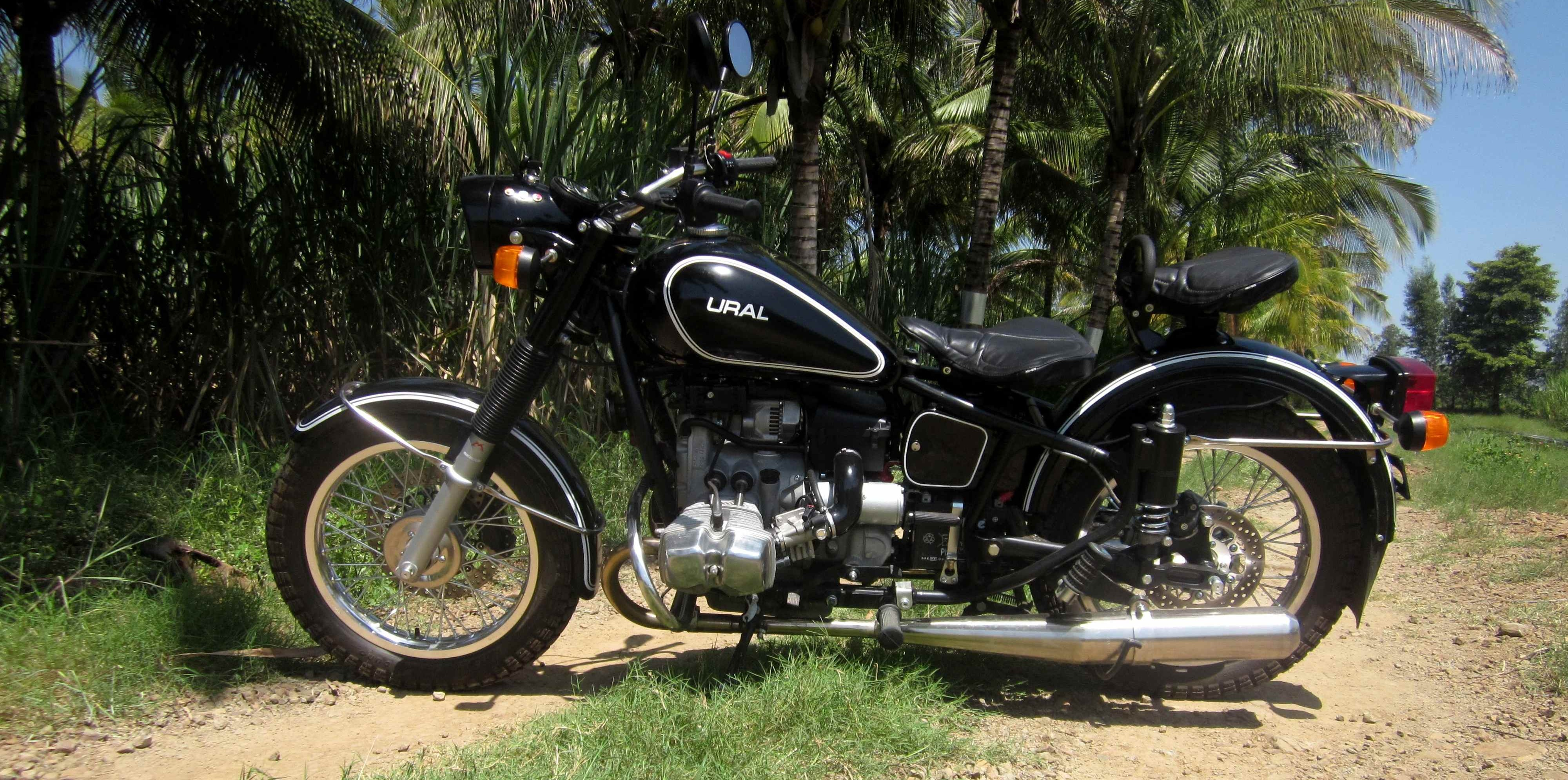 Xclusive Review: Ural M70 ridden. Warhorse untamed  …!!