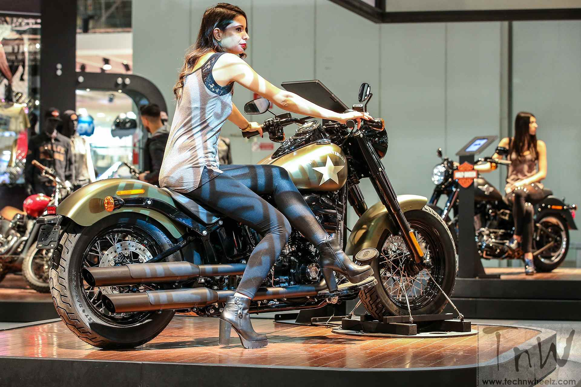 2015 eicma motorcycle show 30 technwheelz for Jimmy michel motors inc