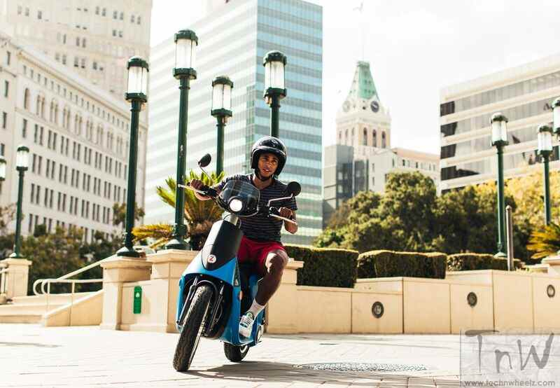 Mahindra GenZe electric scooter launched in California