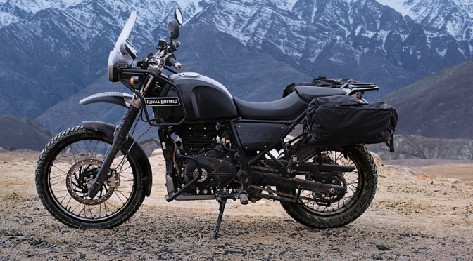 Royal Enfield Himalayan specs unveiled. Bookings from March