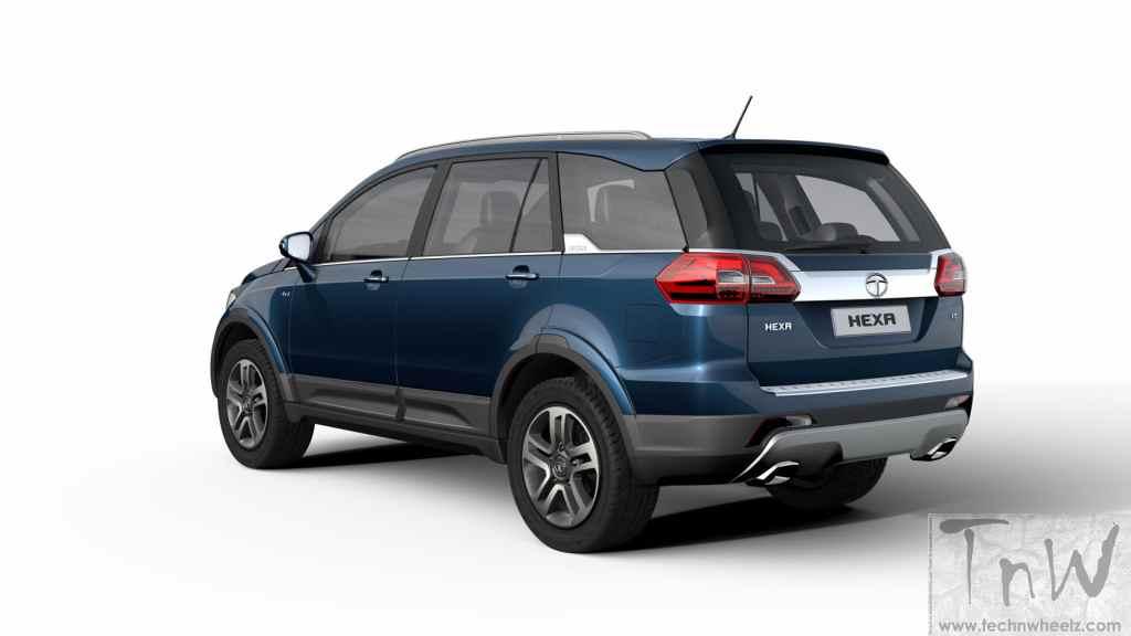 Tata Motors Aria based Hexa and Hexa Tuff unveiled | TECH ...