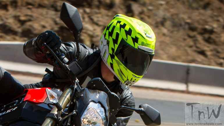 Part 3: Honest advice that will make you buy a motorcycle helmet- Size Selection