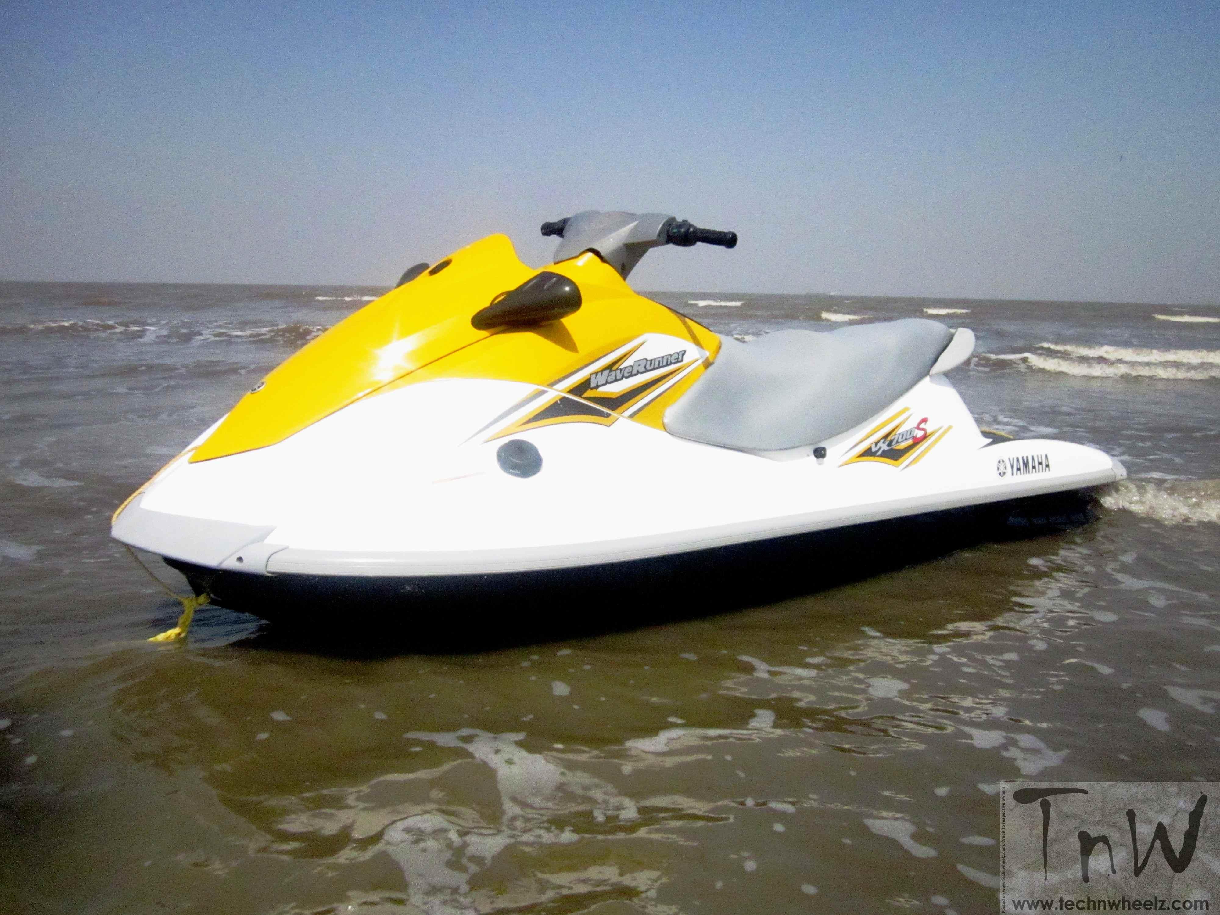 Yamaha vx700s jet ski 18 southern torque masters for Yamaha jet ski waverunner