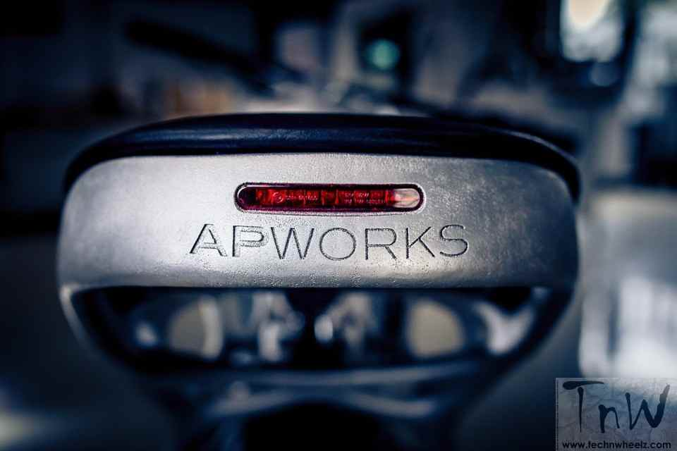 Airbus Group APWorks Light Rider motorcycle (4)