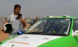 Interview with Ashika Menezes- Rally driver from Bengaluru