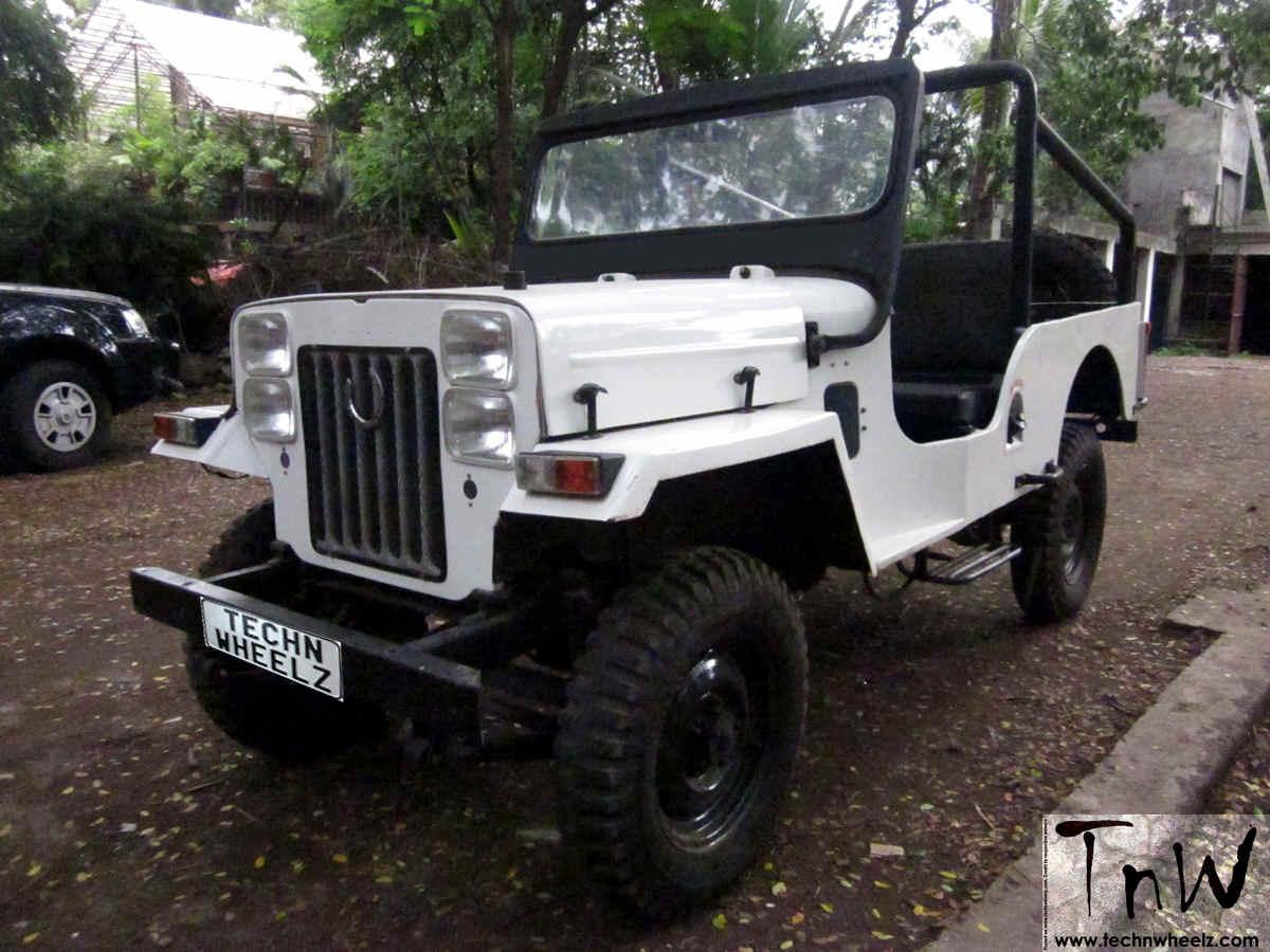 TnW MotoMart: 1989 CJ500 High Torque Jeep for sale