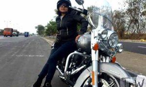 World Women Riders: Sunita Mande and her craze for Harley-Davidson