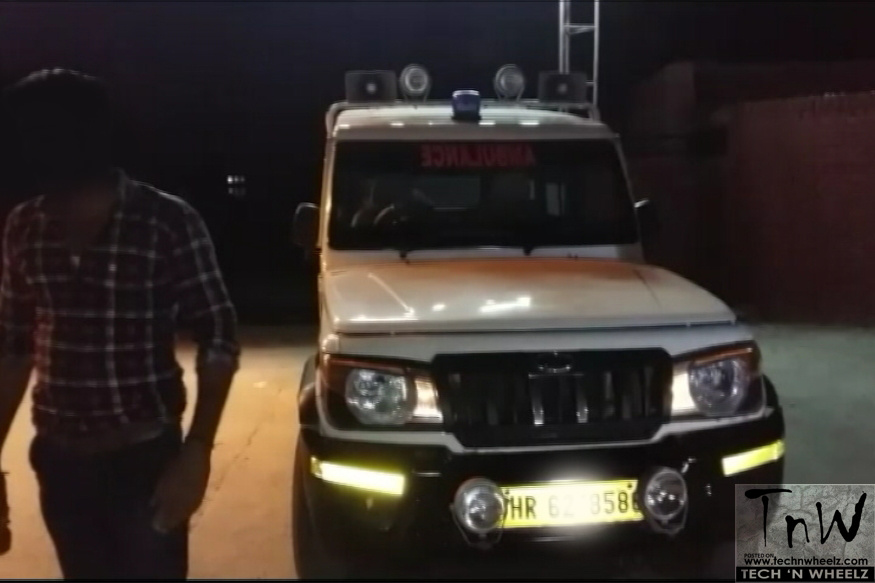 Politician 'stops' ambulance for 30 minutes. Patient dies