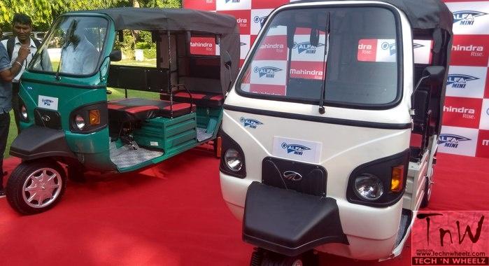 Nissan Jonga Price >> Mahindra eAlfa green – Southern Torque Masters