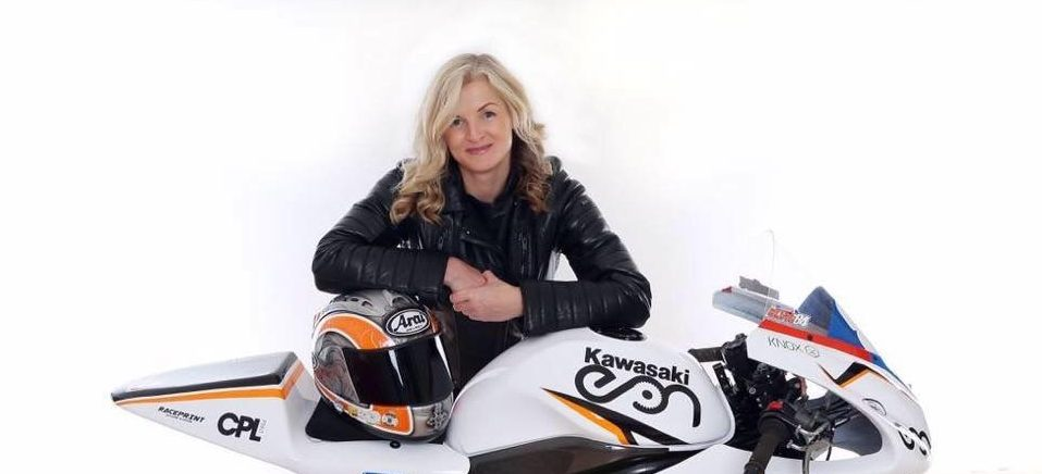 Women riders can now learn the secret of fun biking with racer Maria Costello