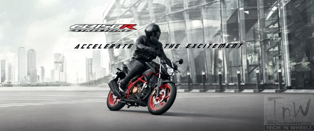 2018 Honda CB150R StreetFire launched in Indonesia