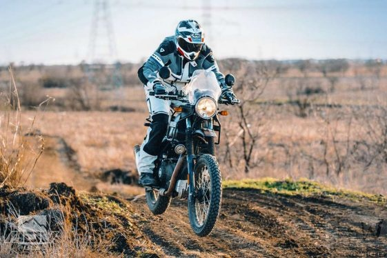 Royal Enfield Himalayan put to durability test